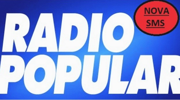 sms rádio popular