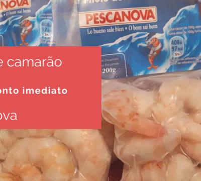 camarão Pescanova