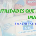 toalhitas de bebé