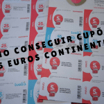 cupões continente 5€