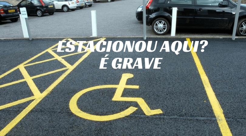 lugares para deficientes
