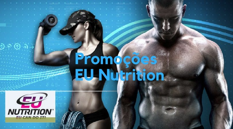 descontos EU Nutrition