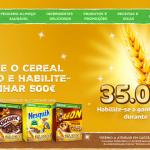 cereal dourado