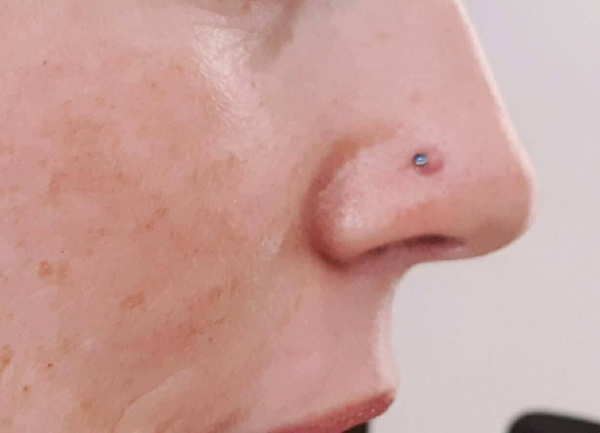 cuidados a ter com o piercing