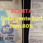 detergente surf