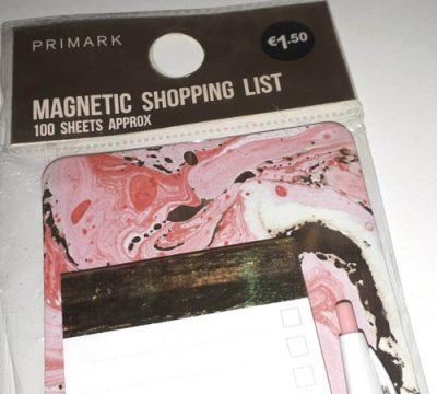 lista de compras perfeita