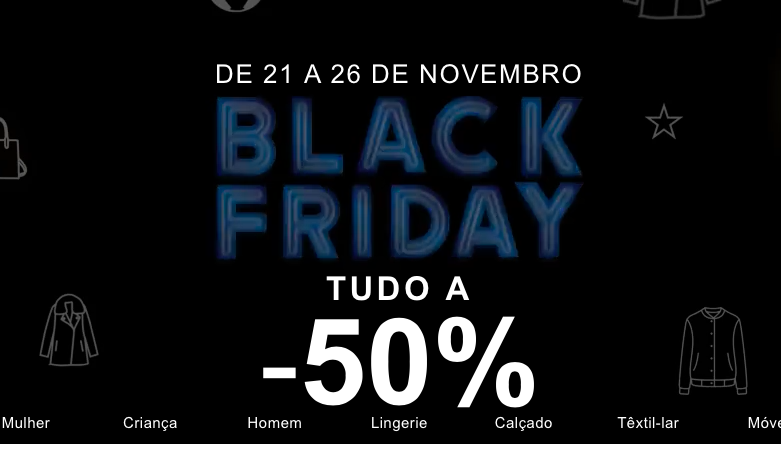 Black Friday la redoute