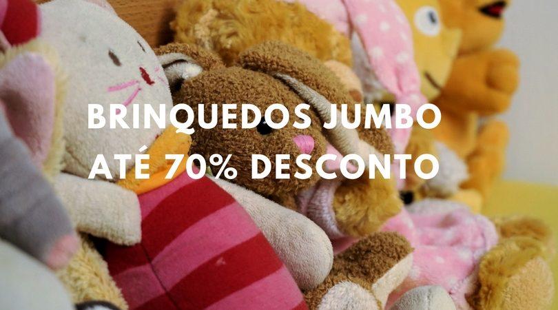 brinquedos jumbo