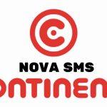 sms continente