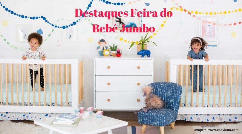 feira de bebé jumbo