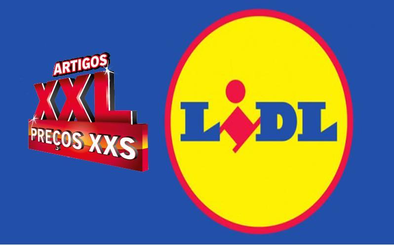 LIDL XXL a preços XXS