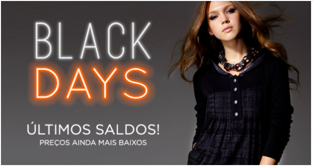 black days clubeFashion