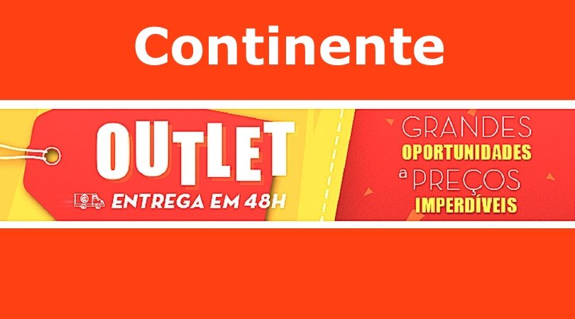 outlet continente