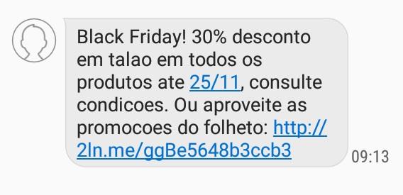 nova sms Staples - Black Friday! Campanha válida até 25 de Novembro para compras online e nas lojas físicas