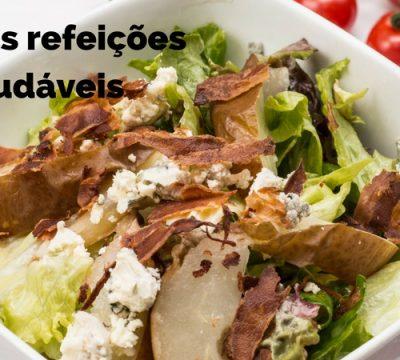 refeições