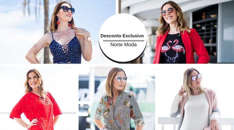 desconto norte moda