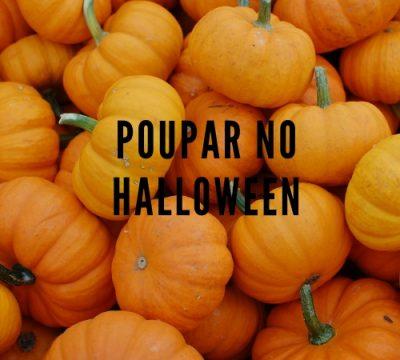 poupar no halloween