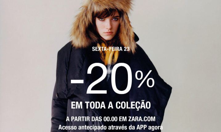 Black Friday zara