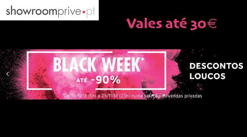 black week showroomprive