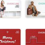 gift card overcube
