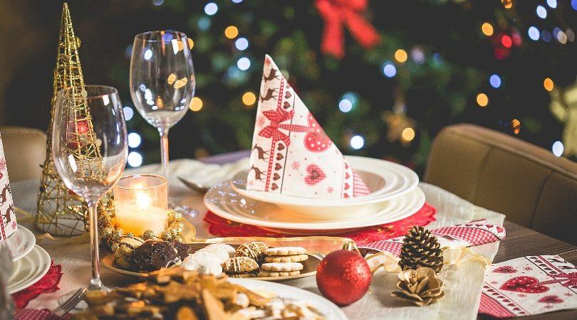poupar na ceia de Natal
