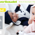 mês do bebé vertbaudet