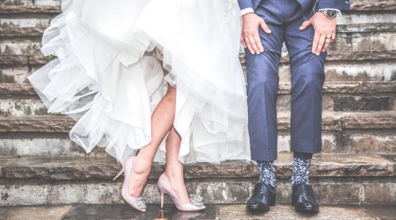poupar em casamentos