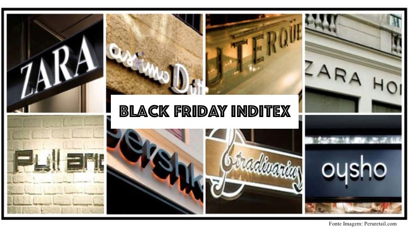 Black Friday inditex
