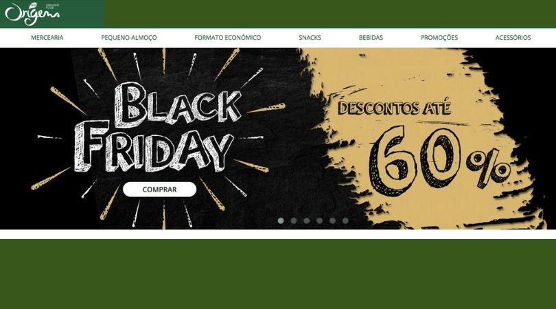 Black Friday Origens bio
