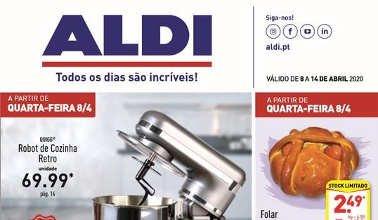 Antevisão Folheto ALDI