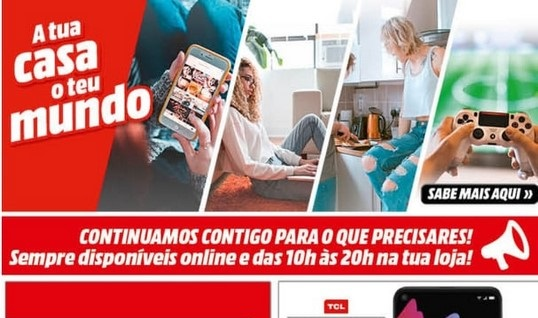 Folheto Media Markt