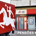 pensões ctt