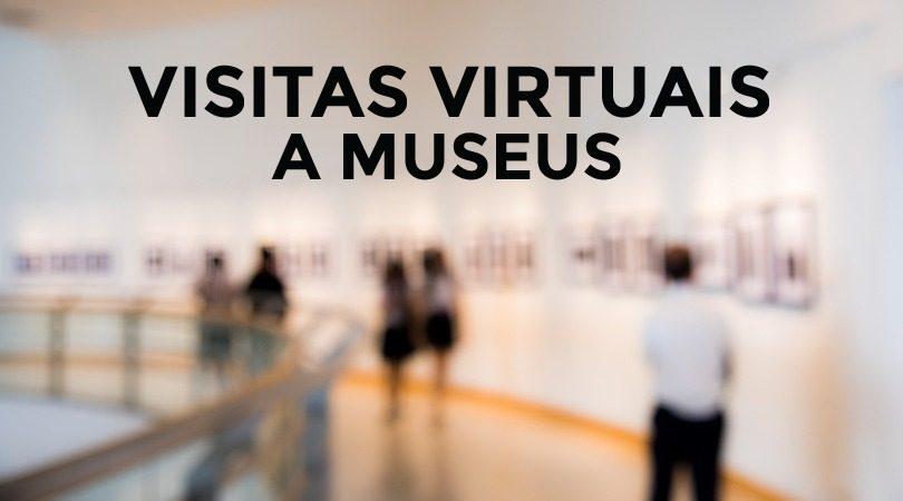 visitas virtuais a museus