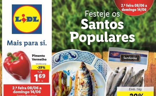 ANTEVISÃO Folheto LIDL
