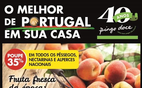 Folheto Pingo Doce – Melhor de Portugal