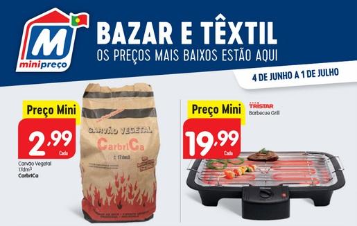 Folheto MiniPreço – Bazar