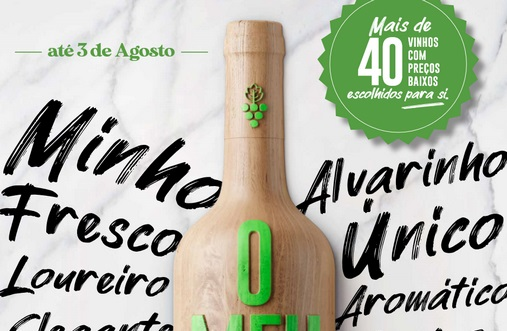Folheto Pingo Doce – Vinho Verde