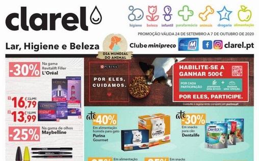 Folheto Clarel