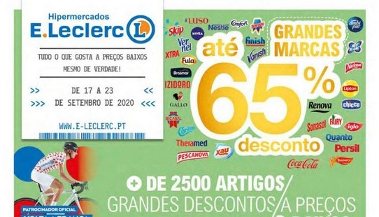 Novo Folheto ELeclerc
