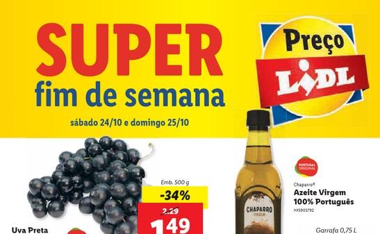 Folheto Super Fim de Semana LIDL