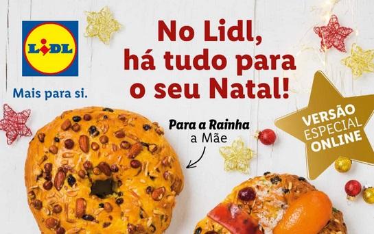 Folheto LIDL – Natal 2020