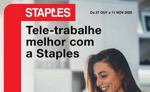 Folheto Staples ANTEVISÃO