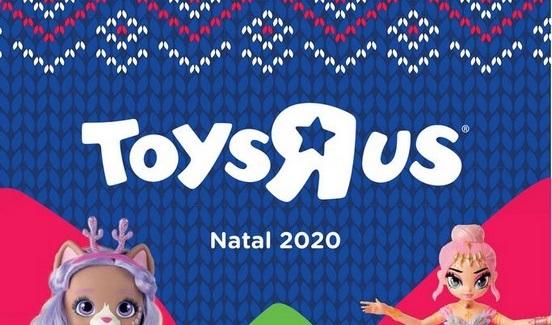 Folheto Toys R Us – Natal 2020