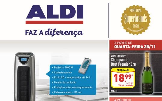 ALDI – Folheto Antevisão
