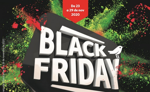 Folheto AUCHAN – Black Friday