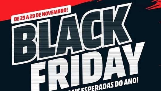 Novo Folheto Media Markt – Black Friday