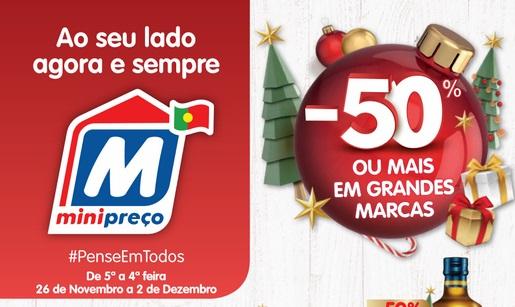 Folheto Extra MiniPreço