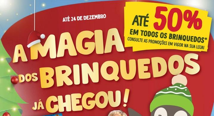 Folheto Pingo Doce – Brinquedos
