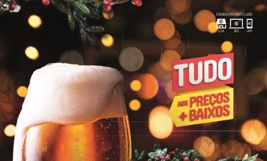 Folheto Continente – Guia de Cerveja Natal