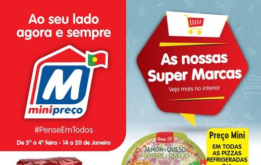 Folheto Minipreço Antevisão